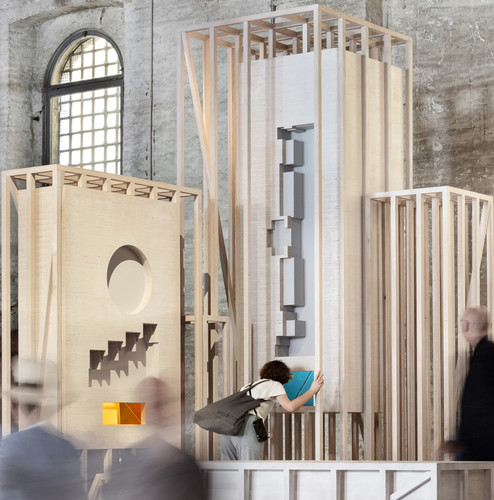 16th International Architecture Exhibition – La Biennale di Venezia