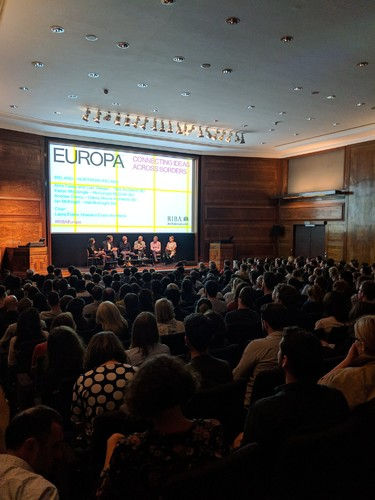 Europa – RIBA talks series