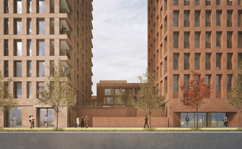 Greenwich Peninsula Plot 18.02 Gains Planning Permission