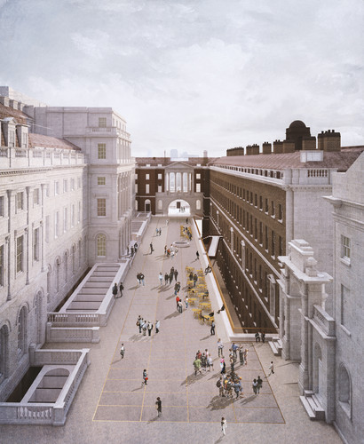King's College London – 21st Century Engineering, Gains Planning