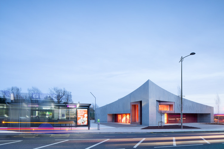 Transport Hub Wins RIBA Regional Award